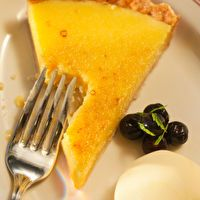 Meyer Lemon Tart | Yummy things | Pinterest