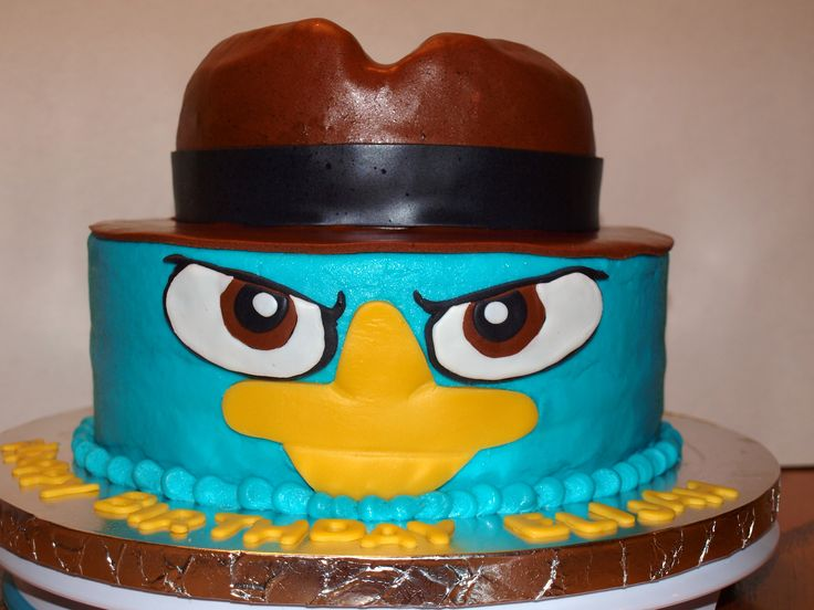Perry The Platypus Party Ideas Submited Images