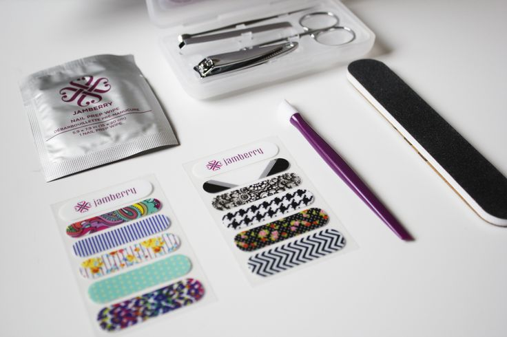 Jamberry nail kit
