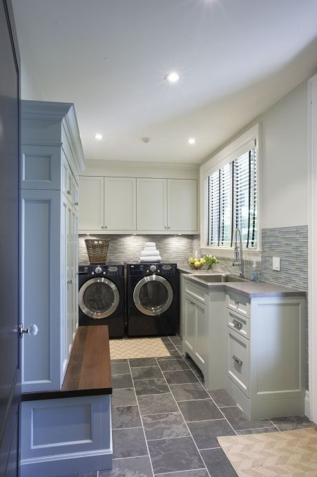laundry room mud room home laundry pinterest