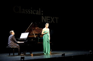 our artistic director Jan Schultsz at classical music fair Classical:Next  Munich/Germany: CN_Opening_500-8_Koselj_Schultsz_by_Sebastian Schels by Classical:NEXT, via Flickr