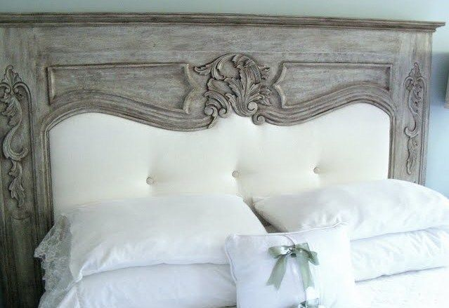 Do It Yourself Headboard Mantle For The Home Pinterest