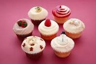 ... bakery Cake Days is the best book ever, these are hummingbird cupcakes
