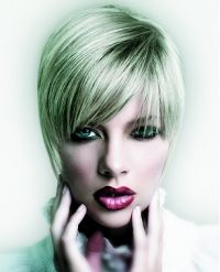 hairstyles to do with straight hair : Haircuts to make your face look thinner Hair & Make-up Pinterest