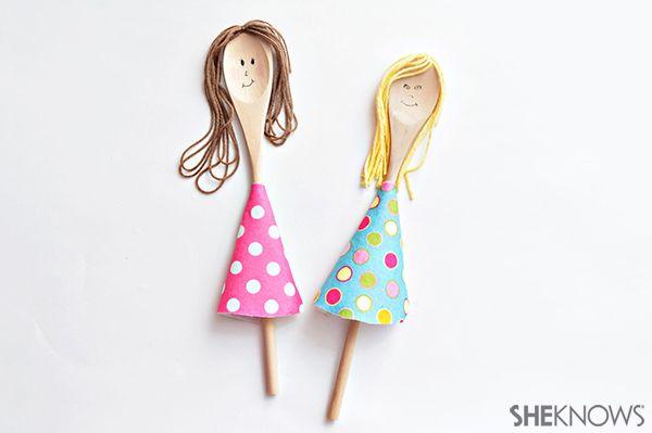 Spoon dolls | Sheknows.com