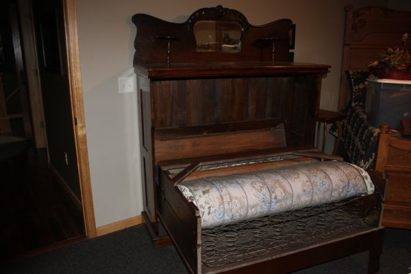 Antique Murphy Bed For the Home