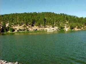 silver lake fishing new mexico