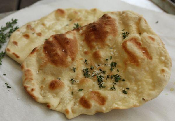grilled flatbread