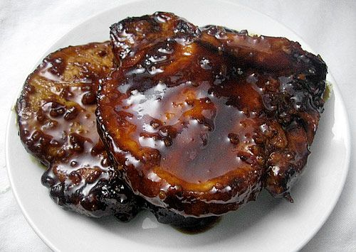 Hoisin Pork Chops (Emeril Lagasse) | food -- pork | Pinterest