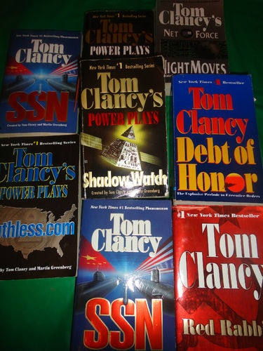 Tom Clancy`S SSN [1996 Video Game]