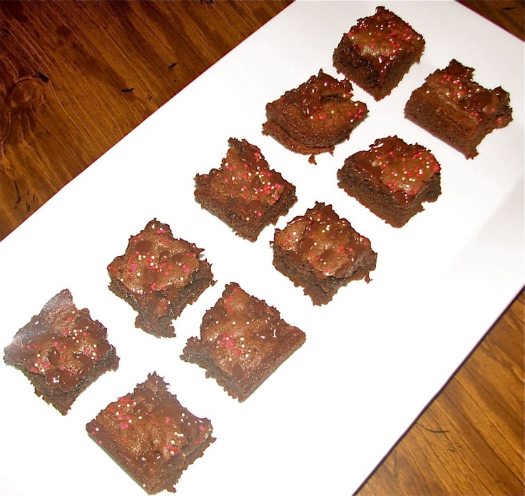 Basement Brownies Recipe — Dishmaps