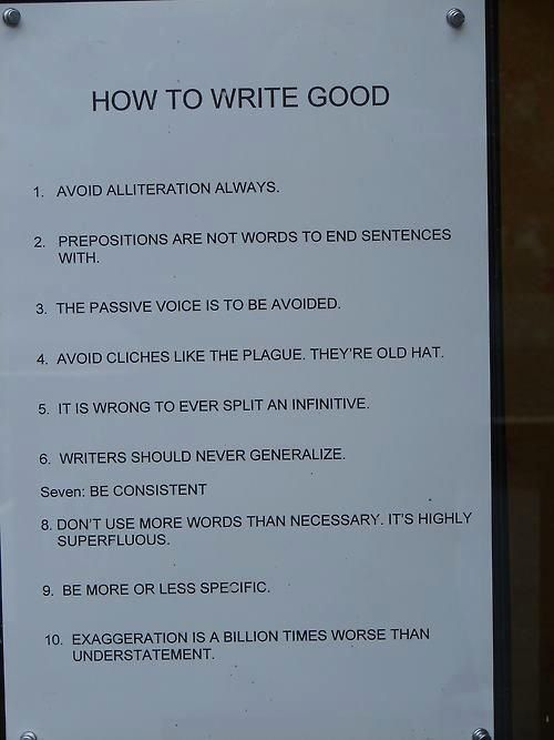 how to write a good history term paper