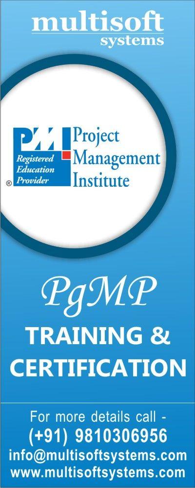 Pgmp training