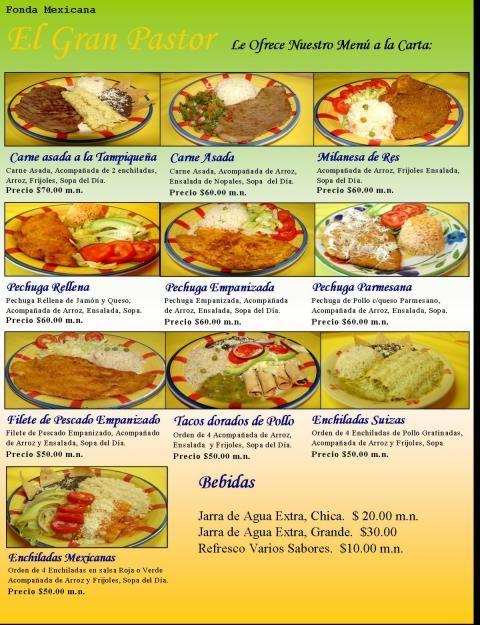 Comida Mexicana Tijuana Economica