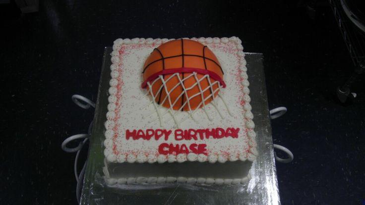 Basketball Birthday Cake Ideas Images 74168 Basketball Bir