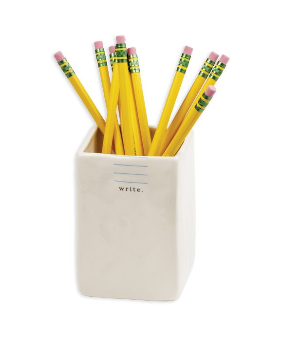 Pen And Pencil Holder Back To School Pinterest