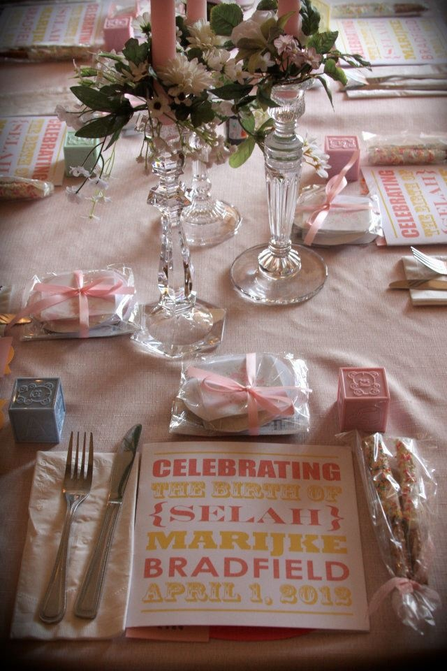baby shower table decor baby shower ideas pinterest