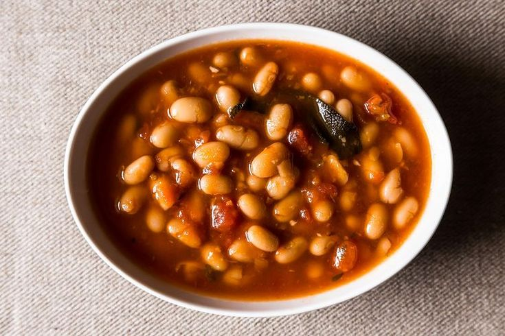 White Bean Soup. i made this tonight with dried beans and told my ...