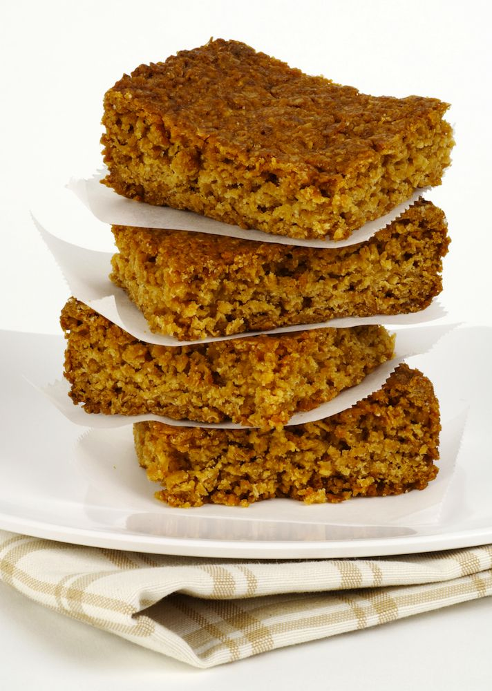 Marmalade Flapjack Recipe | British Food and Recipes | Pinterest
