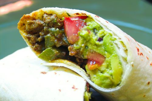 need to try make this!! Top Sirloin Carne Asada Burrito by ...