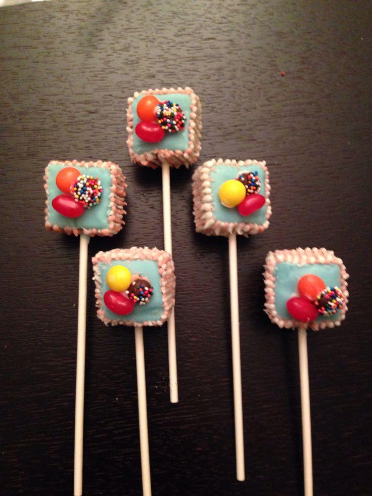 Candy Crush Cake Pops | www.imgkid.com - The Image Kid Has It!