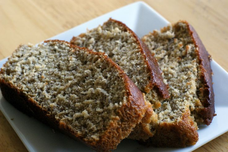 Applesauce Banana Bread | Doughnuts, Sweet Breads, & Pastries | Pinte ...