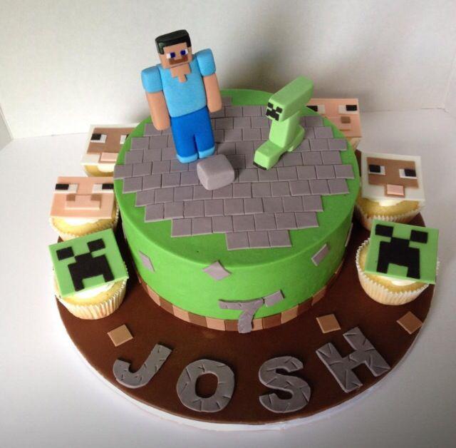 Design Of Minecraft Cake : Minecraft Cake Design Joy Studio Design Gallery - Best ...