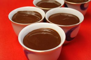 Guinness chocolate pudding | Food And Goodies | Pinterest