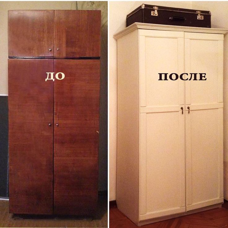 Новая жизнь полированной мебели своими руками6