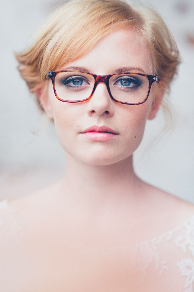 The Evoke Company Glasses Bride Strawberry Blonde