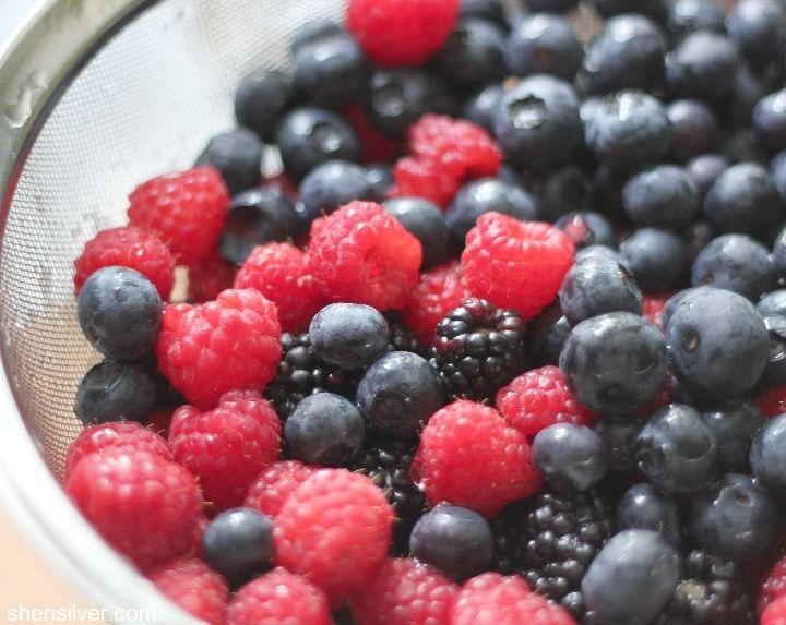 mixed berry compote | Recipes | Pinterest