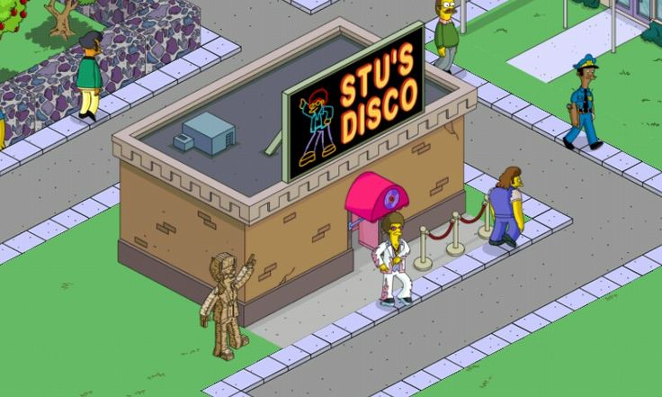 simpsons tapped out valentines day wiki