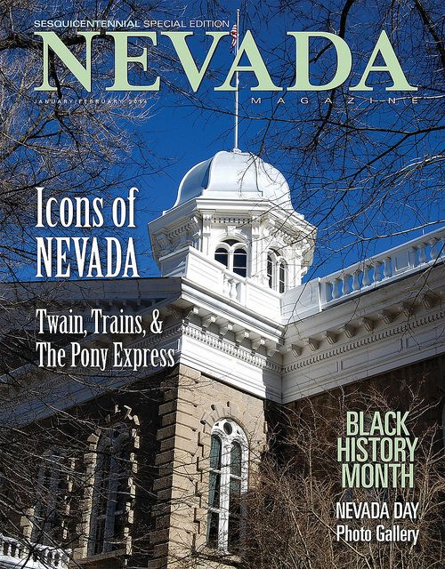 Nevada Magazine Radio Show