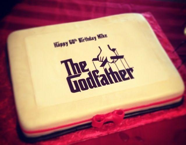 The Godfather Theme Birthday Party