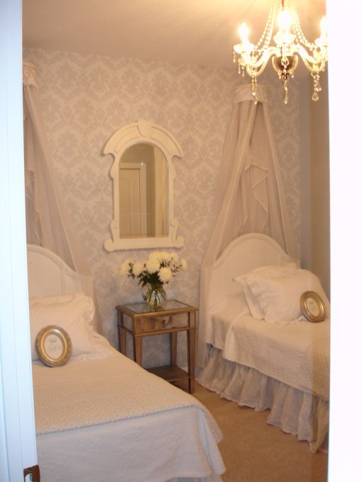 French Country Girls Room