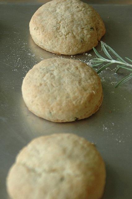 meyer lemon rosemary scones | Breads | Pinterest