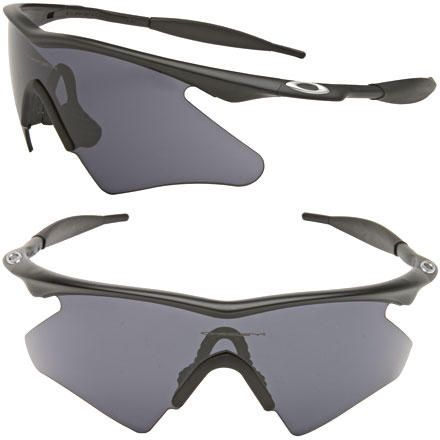 Oakley Industrial M Frame Safety Glasses With Yellow Lens | www ...