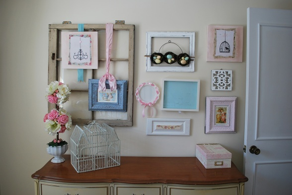 shabby chic on a budget baby pinterest
