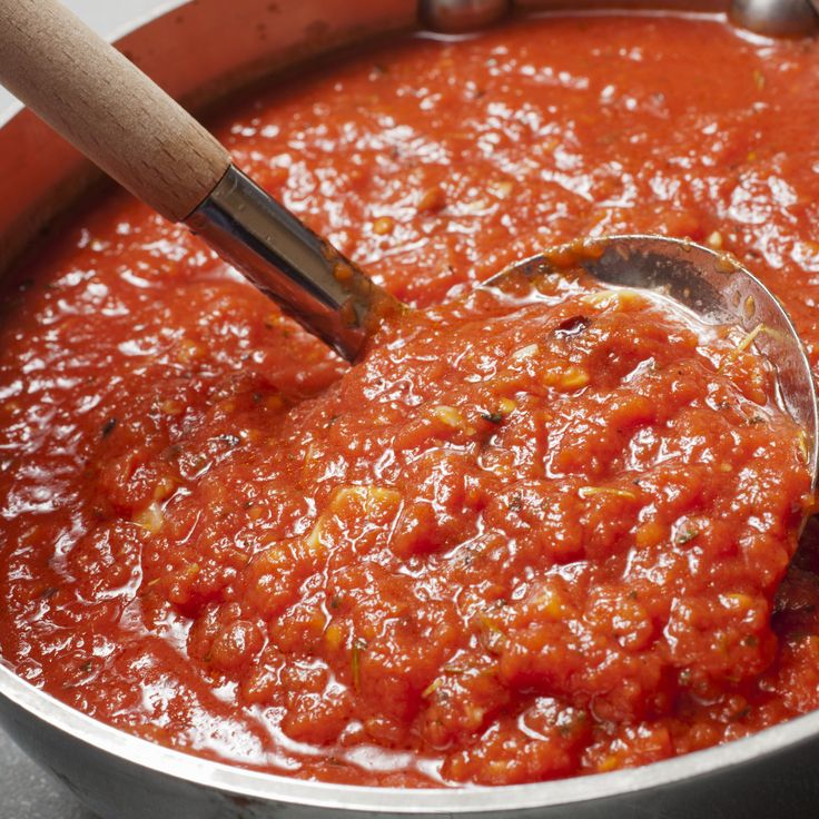 Home made basic tomato sauce | The main dish | Pinterest