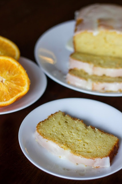 Orange Yogurt Cake | Kendra's Treats - recipes | Pinterest
