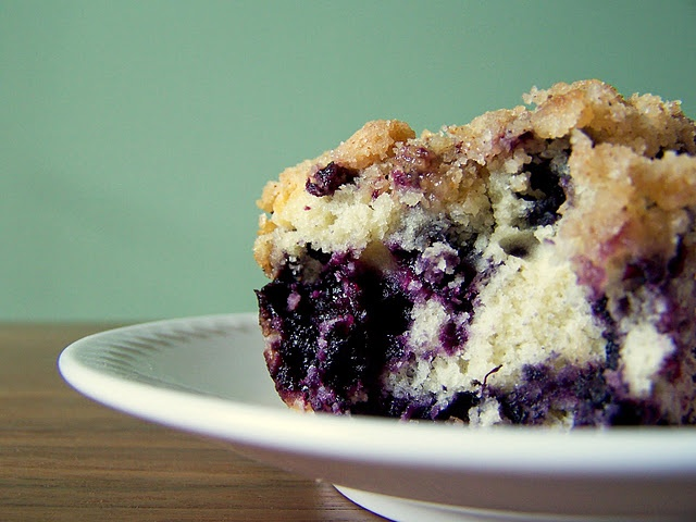 Blueberry Buckle | Yum!!!! | Pinterest