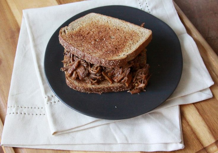 Barbecue_Beef_1 | BBQ | Pinterest