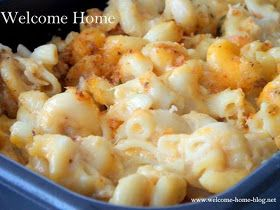 Macaroni and Cheese | Mac and Cheese Please..... | Pinterest