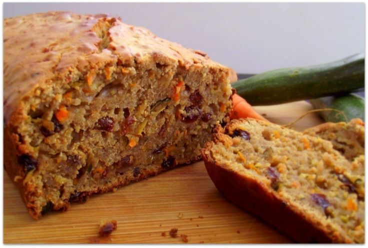 Carrot & Zucchini Quinoa Bread | Curiosity killed my sweet ...