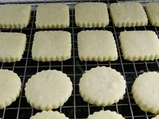 Melt in Your Mouth Shortbread | Chef Time | Pinterest