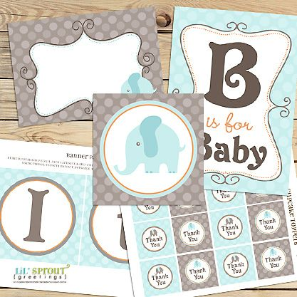 elephant boy baby shower decorations baby shower ideas pinterest