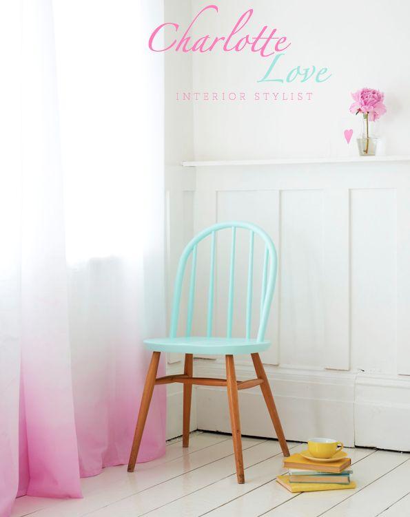 DIY: Pretty Pastels Styling by Charlotte Love | Photography by Jonathan Gooch