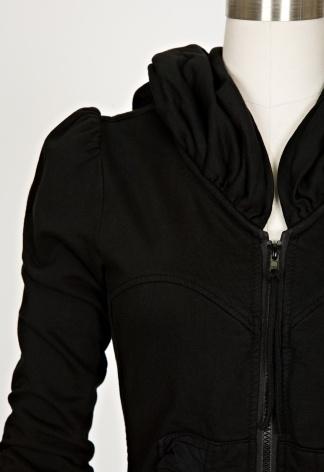 Prairie Underground Short Cloak Hoodie. Fabulous staple