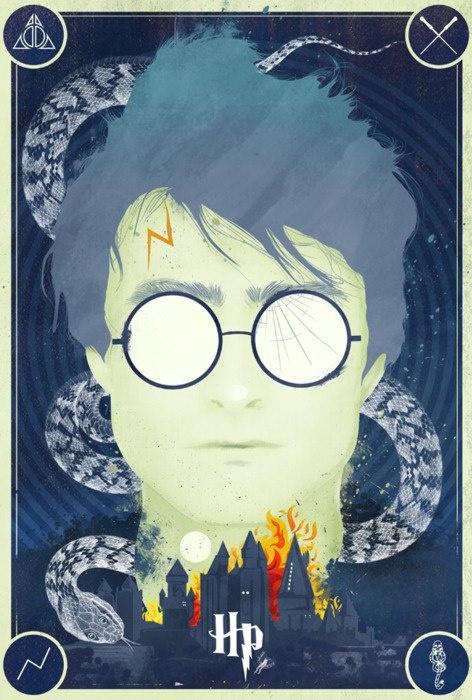 harry potter art | Tumblr | geek | Pinterest