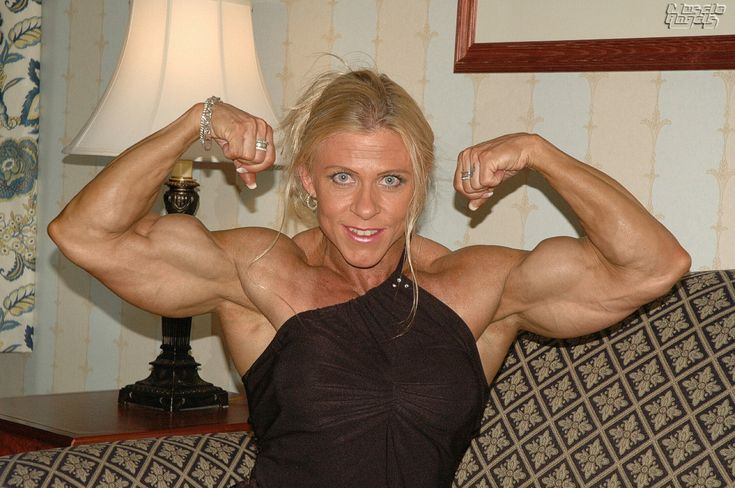 Marja Lehtonen #female #muscle | That Muscle Show's Top 5 - Biceps